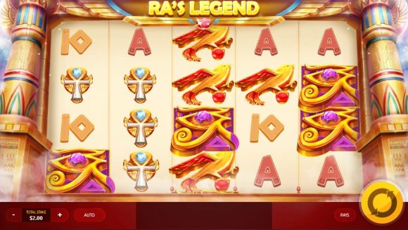 's legend slot screenshot big